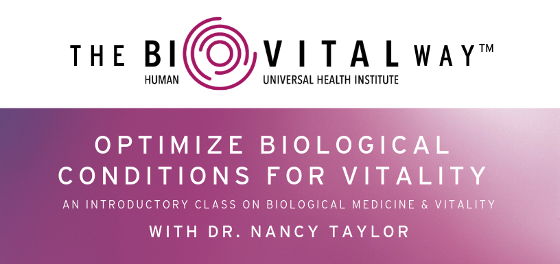 BioVital Way Flyer